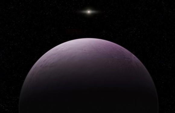 太陽系内で最も遠いピンク色の天体「ファーアウト」が発見される(日本・すばる望遠鏡)