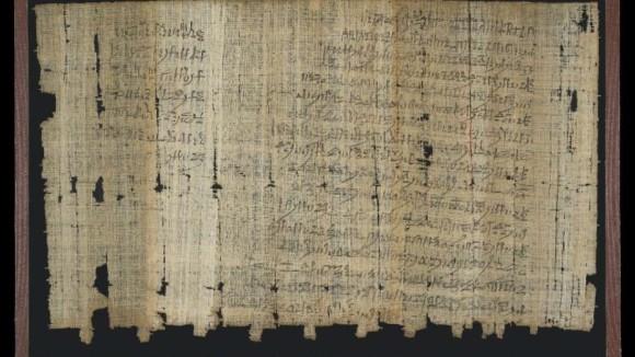 訴えてやる!3000年前の古文書の内容は、性的暴行を繰り返す上司を、部下が訴える告発文だった(古代エジプト)