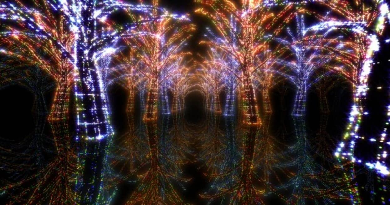 未来の照明は植物になるのか?繰り返し充電でき、発光する植物が生み出される