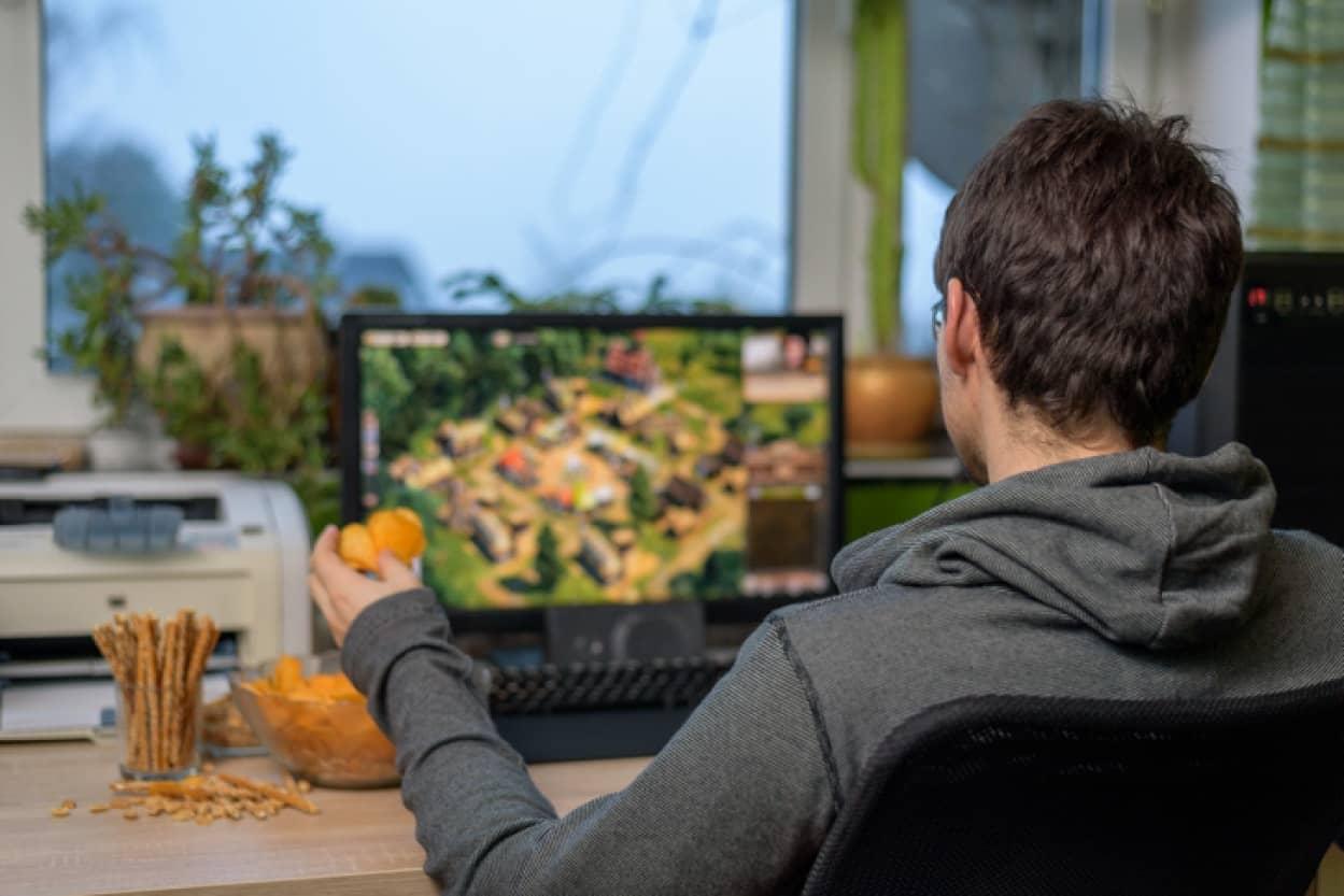 テレビゲームがうつ病や不安症の治療や予防に役立つ可能性があるとする研究