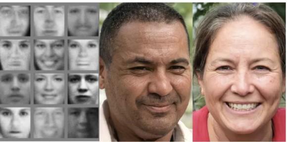 実在しない人物の顔まで鮮明に作り上げる。AI画像生成技術の急速進歩。フェイク画像を見破るにはどうすればよいのか?