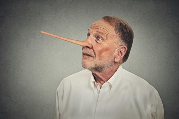 人は年を取ると自分がついた嘘を本当のことと思い込むようになる(米研究)