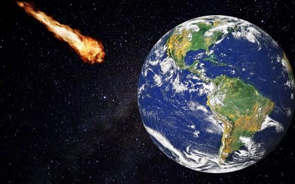爆音が2度鳴り響き、隕石の雨が降る。キューバ上空で流星爆発か?