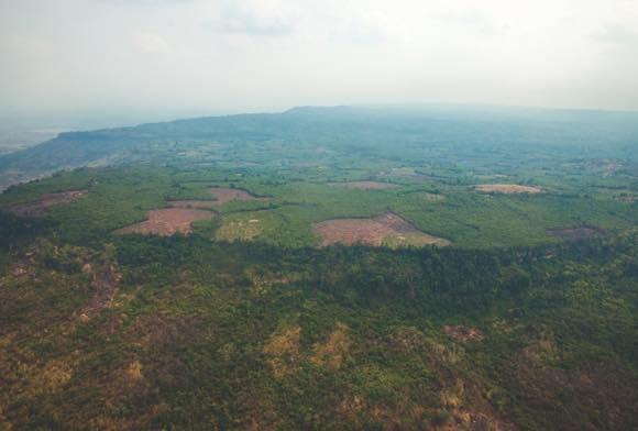 幻の古代都市「マヘンドラパルバタ」の姿が明らかに。クメール王朝初期の碁盤目状に整備された首都(カンボジア)
