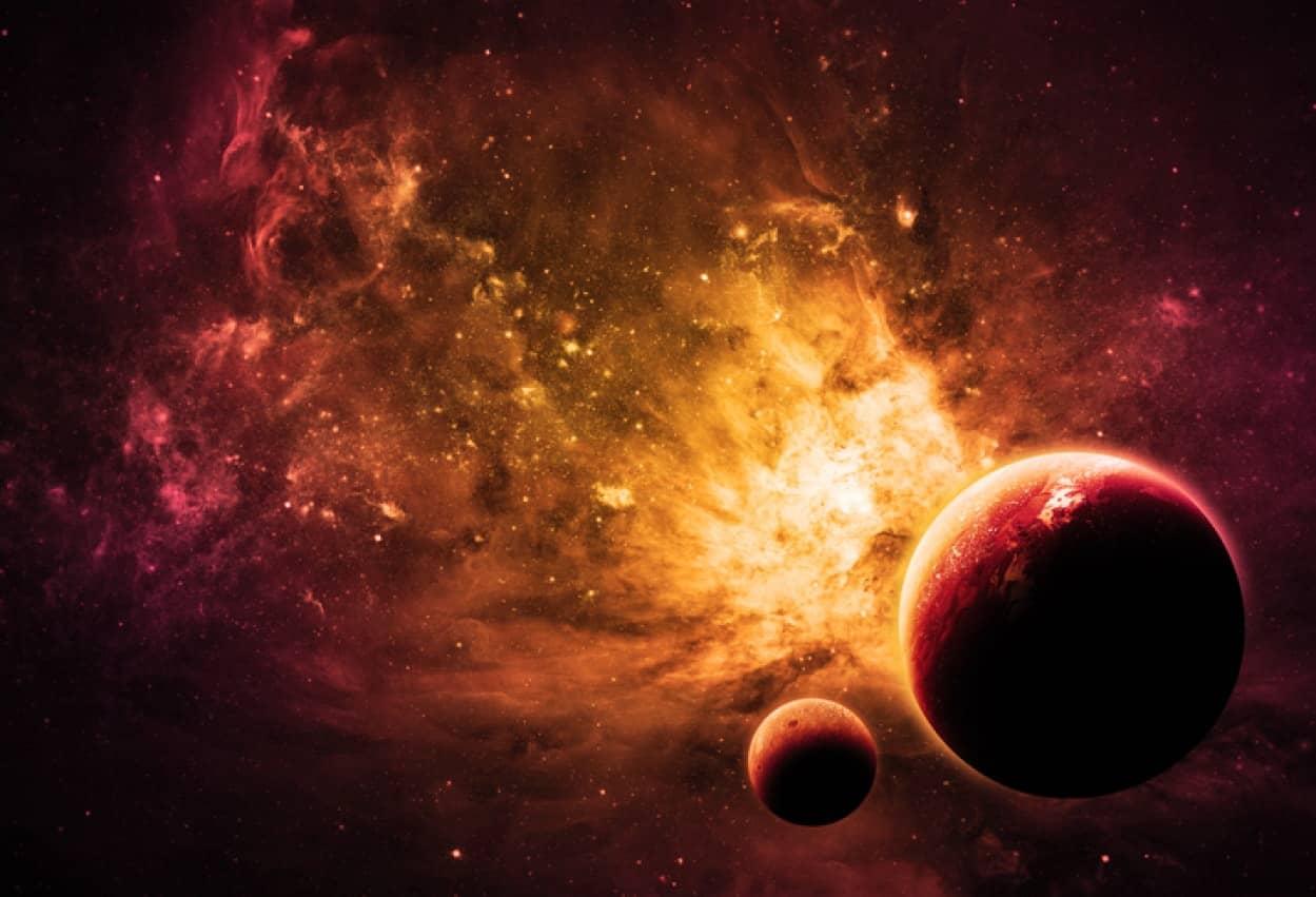 金星の生命体は隕石によってもたらされた?