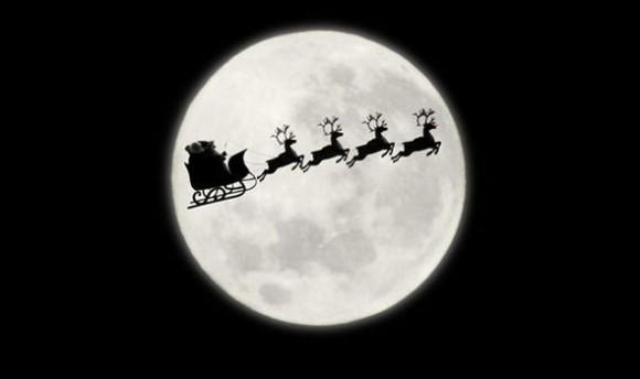 今年のクリスマスは38年ぶりの満月!大型小惑星も接近するし、お空の上は大賑わい