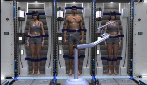 NASA、火星への有人飛行に向け「人工冬眠」、「星間移動」や「磁気フィールド」など8つの構想に資金援助