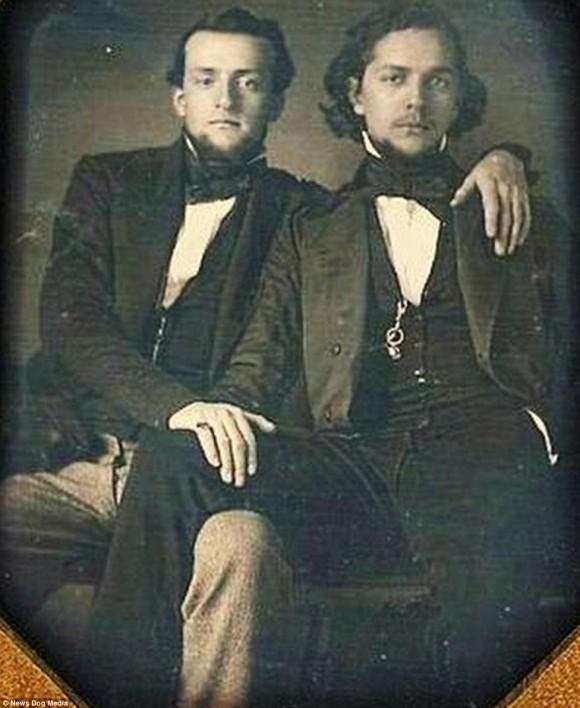 19世紀 同性愛者