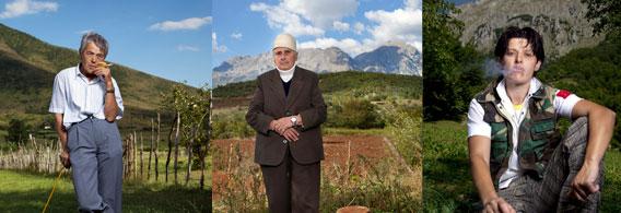 男性として生きることを選択し生涯独身を誓う、アルバニアの女性「宣誓バージン」