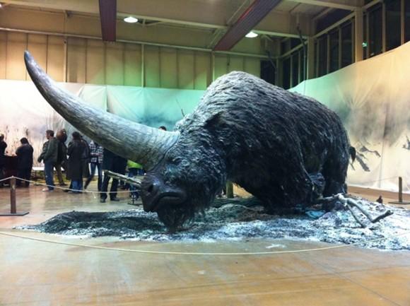 伝説の一角獣。額に1本の巨大な角を持つシベリアユニコーン「エラスモテリウム」の謎に迫る