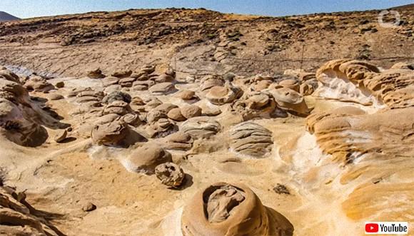 33億年前の火山岩から宇宙が起源の有機体が発見される(南アフリカ)