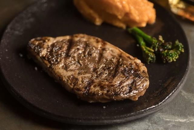 3Dプリンターで作る培養肉、リブロースステーキ