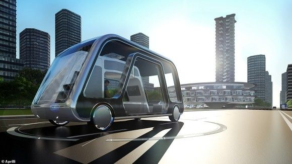 自動運転車をホテル代わりに。「動くホテル」がコンセプトの未来型キャンピングカー(カナダ)