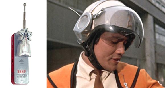 マジかよ隊員かよ。ウルトラマン科学特捜隊の「流星バッジ」 ハンズフリー通話機能を搭載して予約販売中