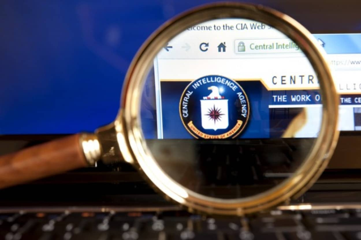 CIAからの挑戦状、2枚の写真で間違い探し