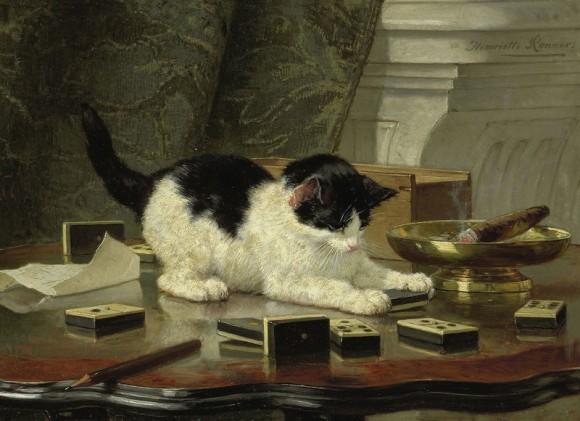 ヴィクトリア時代の知られざる名書「ネコとその言語」から学ぶ、猫についての20のこと