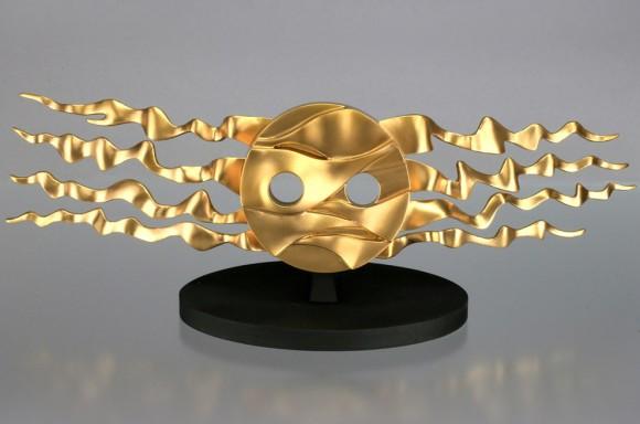 岡本太郎「太陽の塔」の第4の顔。万博終了後に行方不明となった「地底の太陽」がフィギュアとなってついに登場!