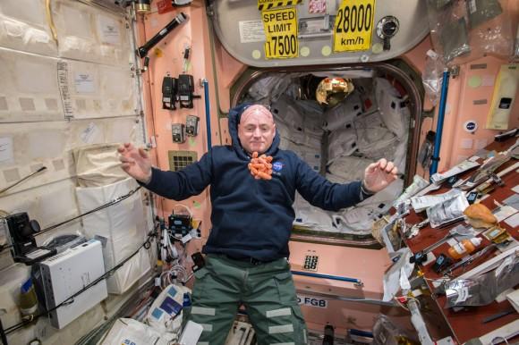 宇宙で1年暮らすと大便はどう変わる?腸内細菌は?NASAの宇宙飛行士、スコット・ケリーさんの場合