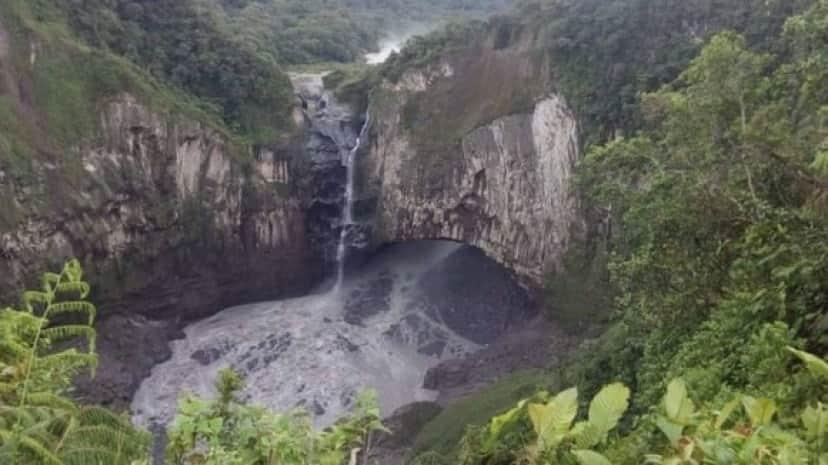 サンラファエル滝