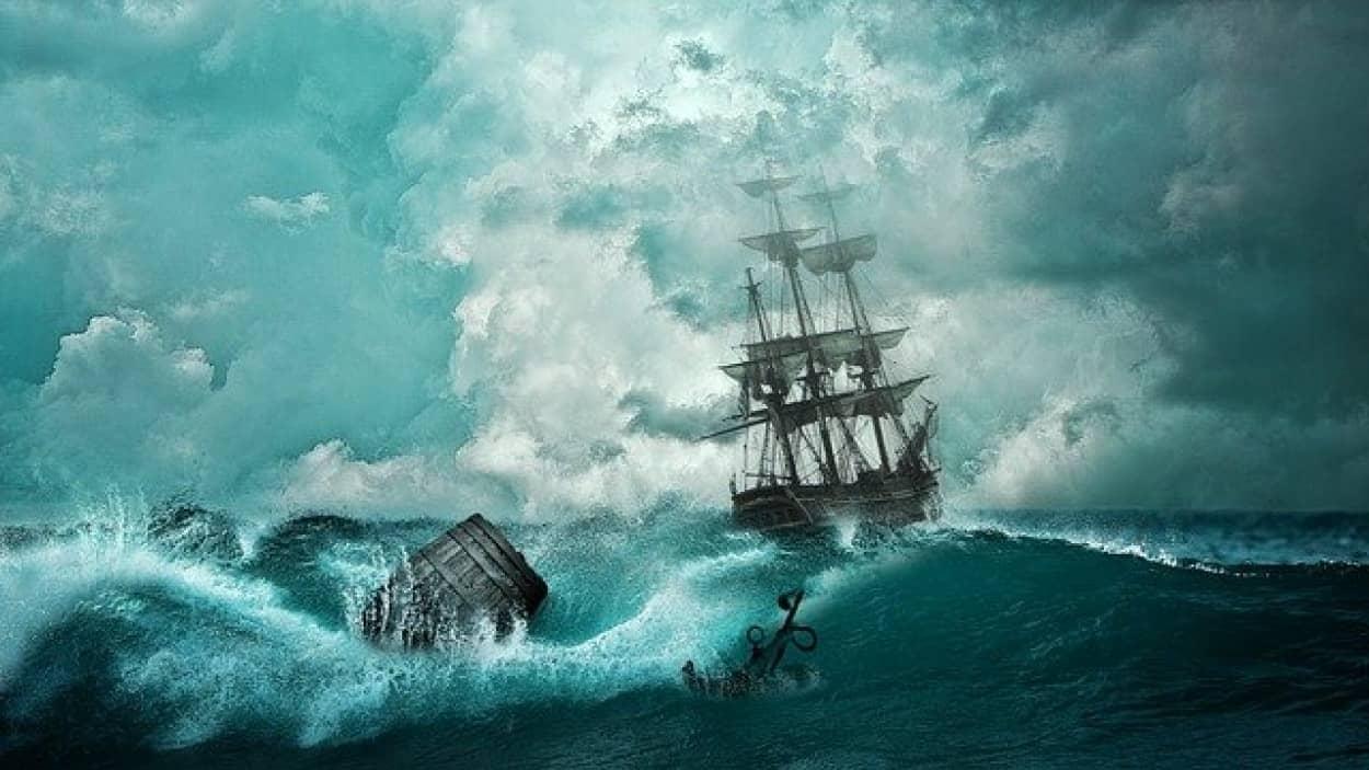 宇宙よりも海底に目を向けろ、未来から来た自称タイムトラベラーの警