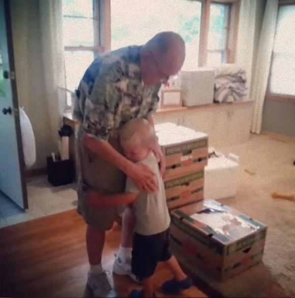 離れ離れになっても・・・4歳の少年と90歳の老人に育まれた心の絆。真の友情物語