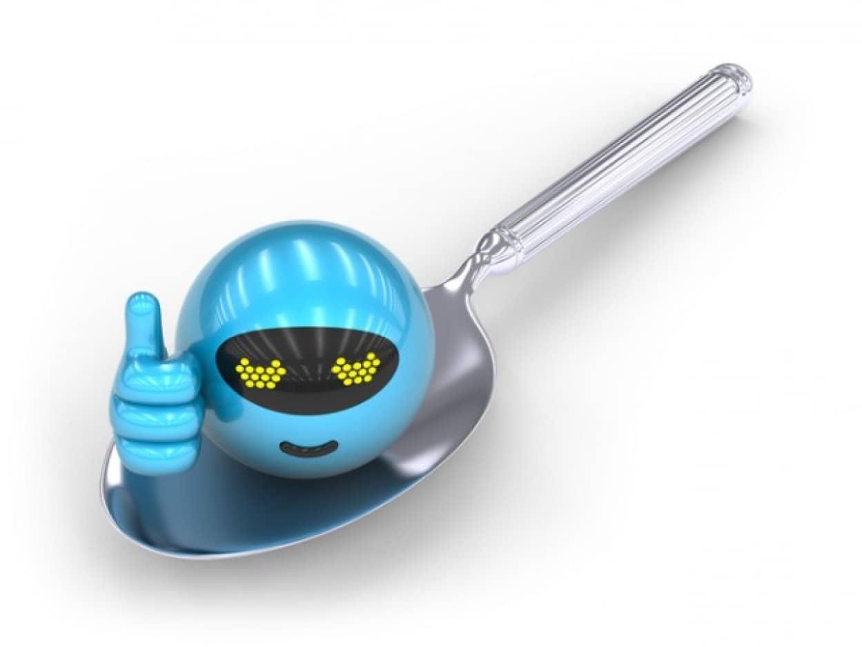 食用ロボット
