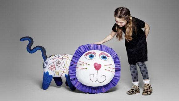 子どもの無限なる想像力を形に。子どもたちが描いた空想上の生き物を具現化するプロジェクト