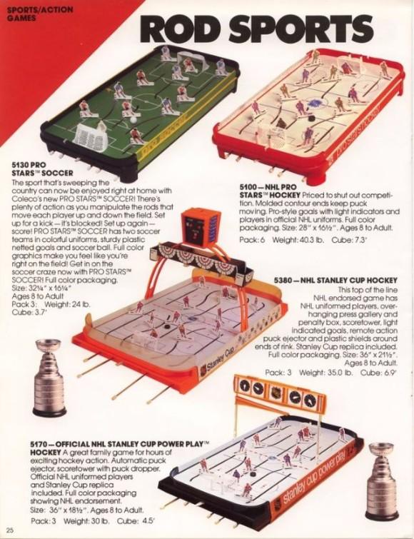 NHL Table Hockey_e