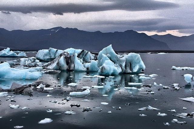 地球温暖化によりアラスカ州に巨大津波のリスク