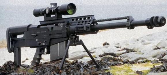 現代における殺傷力の高い10の銃