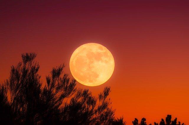 10月2日は満月