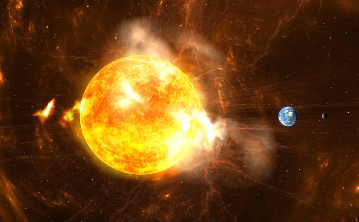 デジタル・アポカリプス、次の大規模太陽嵐で世界中のインターネットが遮断される可能性