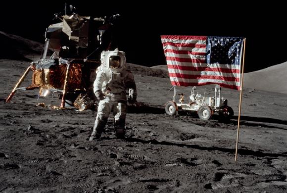月アレルギーを発症したアポロ宇宙飛行士のお話