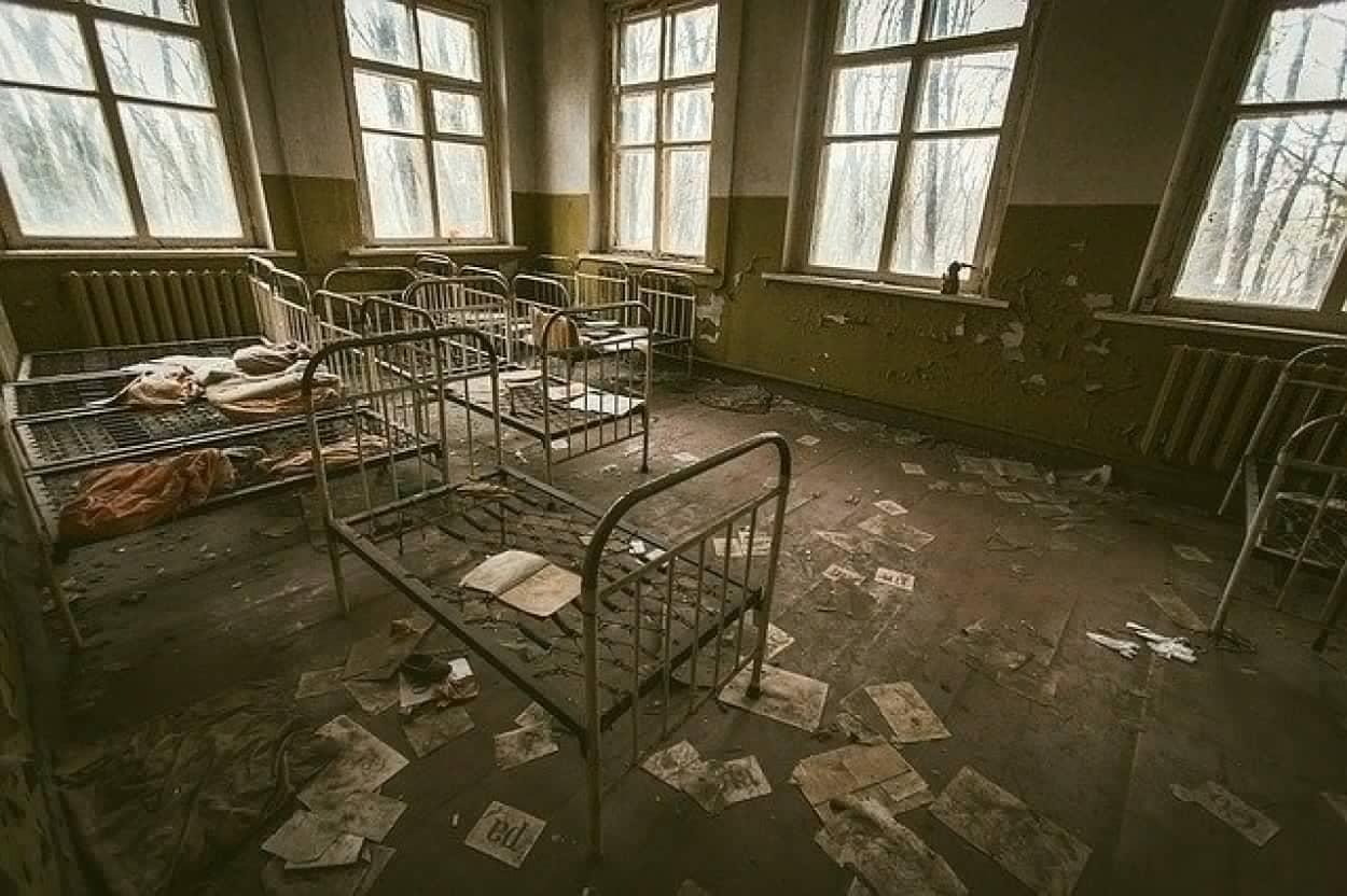 チェルノブイリで被曝した親から生まれた子に被曝の影響はないとする研究結果