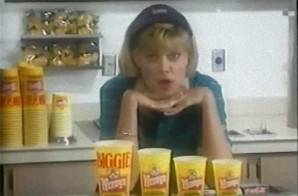 1980年代のファストフード店「ウエンディーズ」のトレーニングビデオがラップ調な件に関して