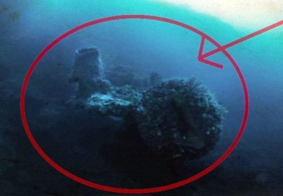 宇宙船なのか?バミューダトライアングル海底で謎の巨大な沈没船が発見される。