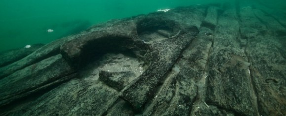 ナイル川で発見された沈没船が、古代ギリシアの歴史家「ヘロドトス」の歴史書の正しさを証明(エジプト)