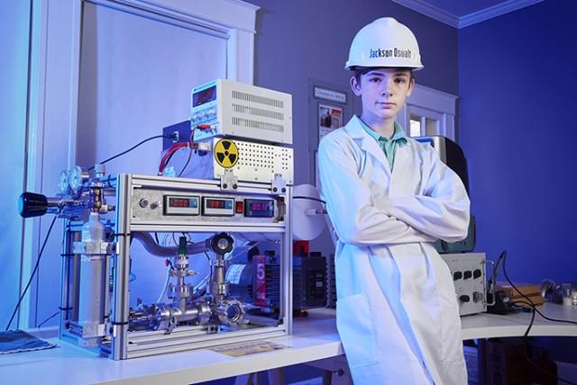 12歳で核融合炉を作った少年がギネス世界記録に認定(米テネシー州)