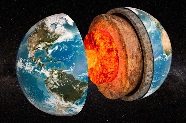 地球の内部構造