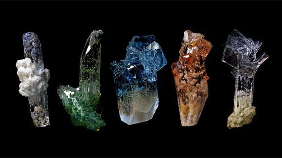 こんな鉱物見たことない!未知の鉱物のCGで作り上げたリアリティ溢れる魅惑のクリスタル