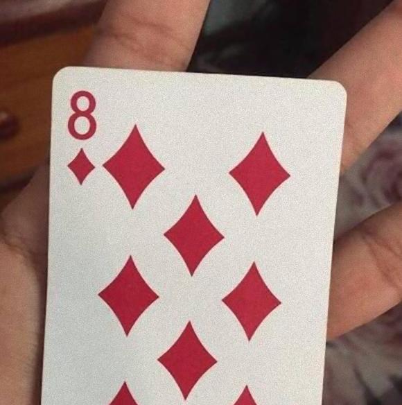 トランプのダイヤの「8」の中に8が見えたのは何歳の時?ツイッターで呼びかけられたこの質問にユーザーたちから大反応