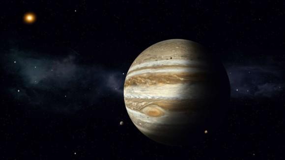 木星の衛星が新たに12個見つかる...