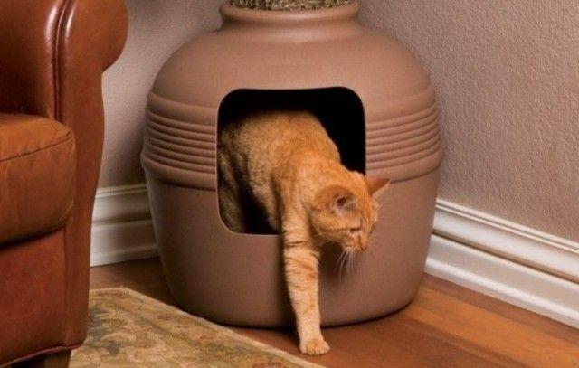 そのアイディアいただきます!猫トイレを上手に隠すためのにDIYを頑張ってみた