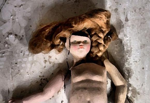 ヒトガタなのはやっぱこえぇや。恐怖の人形工場