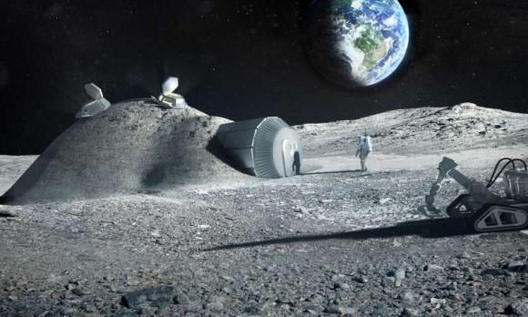 月面基地の建築材料に宇宙飛行士の尿を利用した資材が検討されている(ノルウェー研究)