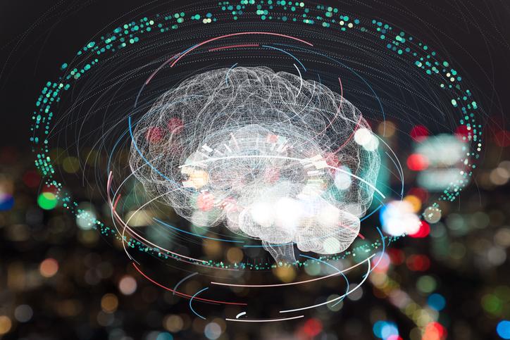 人工知能を越える人間の脳細胞