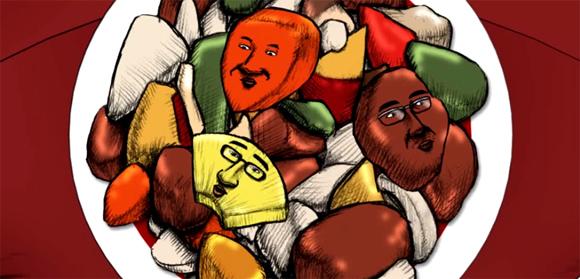酢豚にパイナップルは必要なのか?徹底討論するアニメ「すぶた論争」