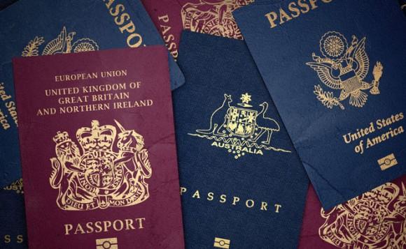 日本は5位。世界最高のパスポートと世界最悪のパスポートランキング