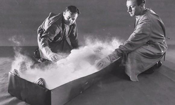 世界で初めて冷凍保存された男。ジェームズ・ベッドフォードの遺体まるごと冷凍の背後にあるストーリー(アメリカ)