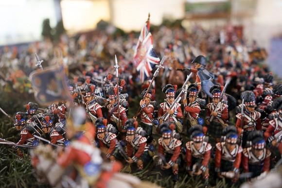 古今東西、歴代のミニチュア兵士たちがなんと100万体!世界最大の「L'Iber錫の兵隊博物館」
